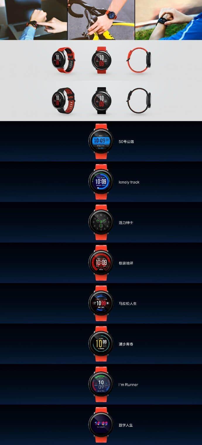 Amazfit Watch smartwatch 4