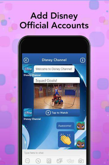 Disney Mix Screenshot 2