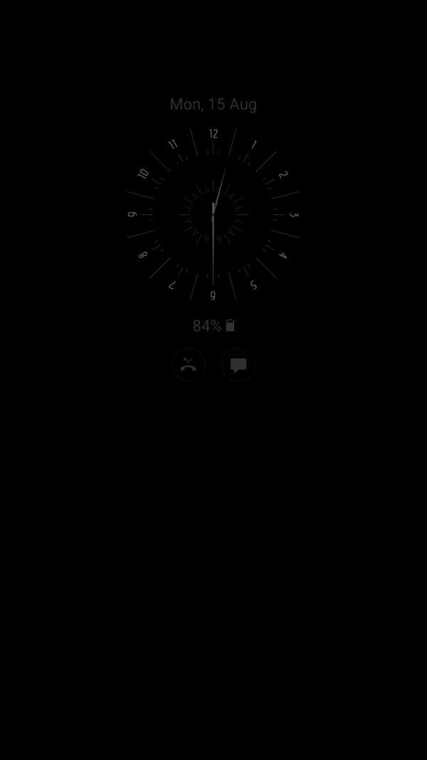 Galaxy Note 7 Always On Display screens (5)