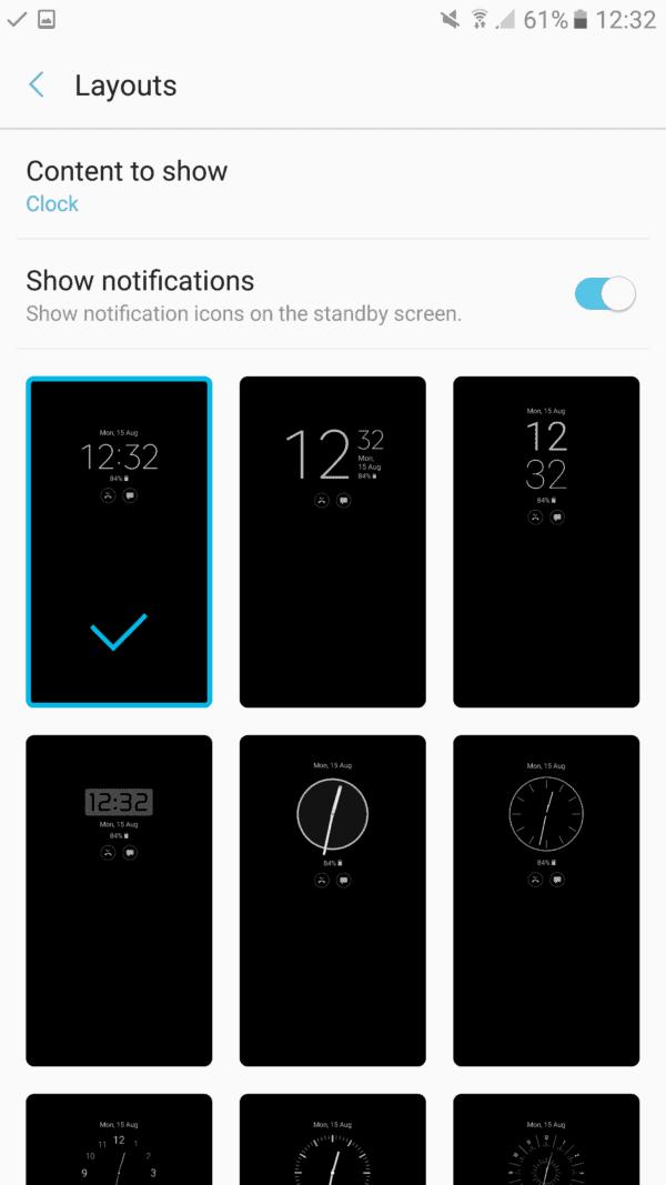 Galaxy Note 7 Always On Display screens (6)