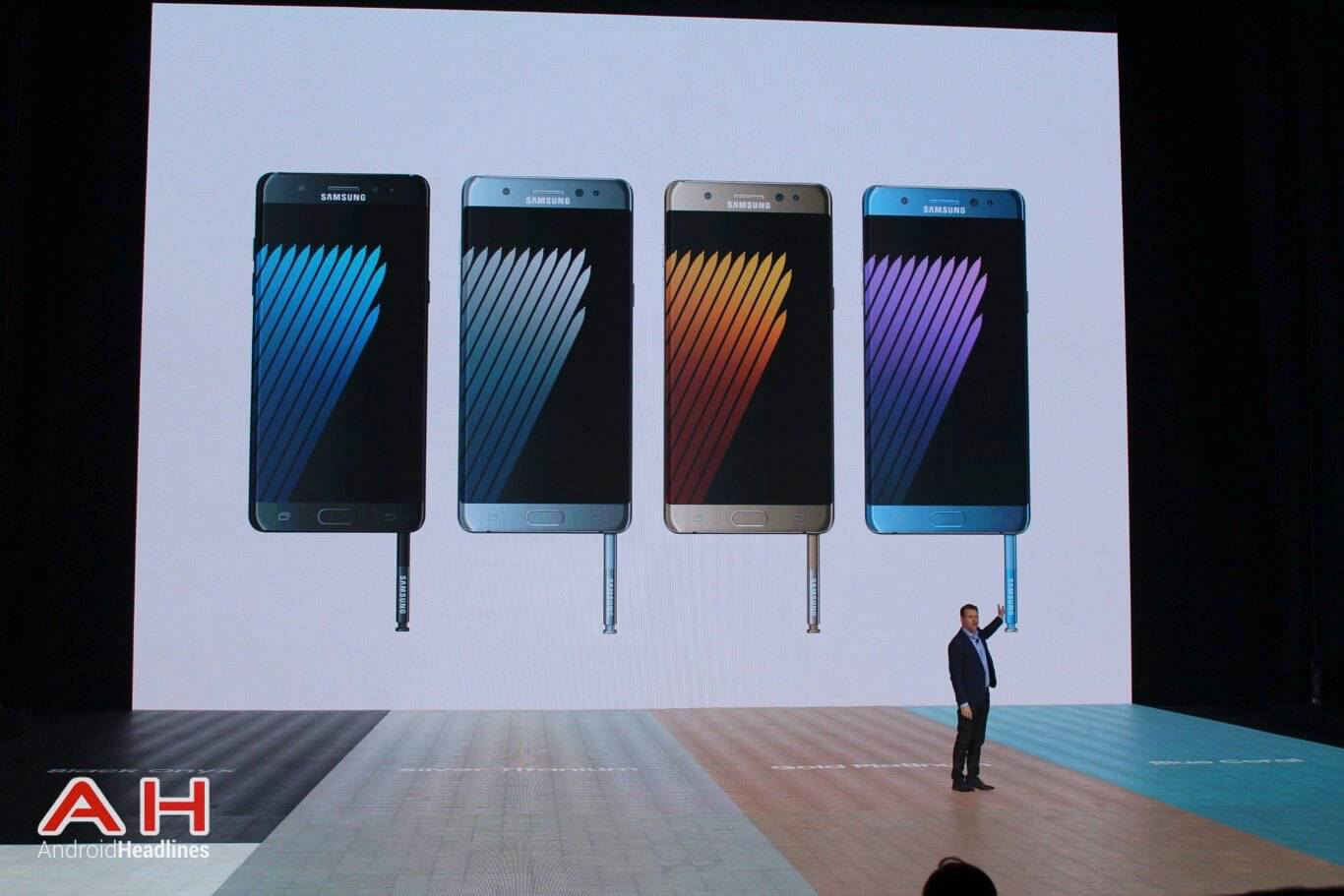 Galaxy Note 7 Event NS AH 37