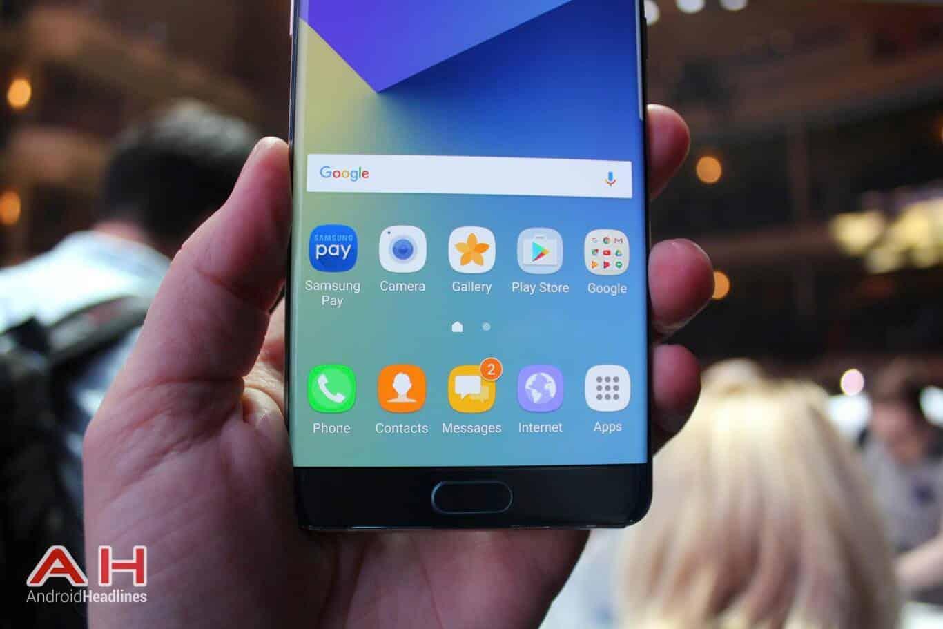 Galaxy Note 7 NS AH 30