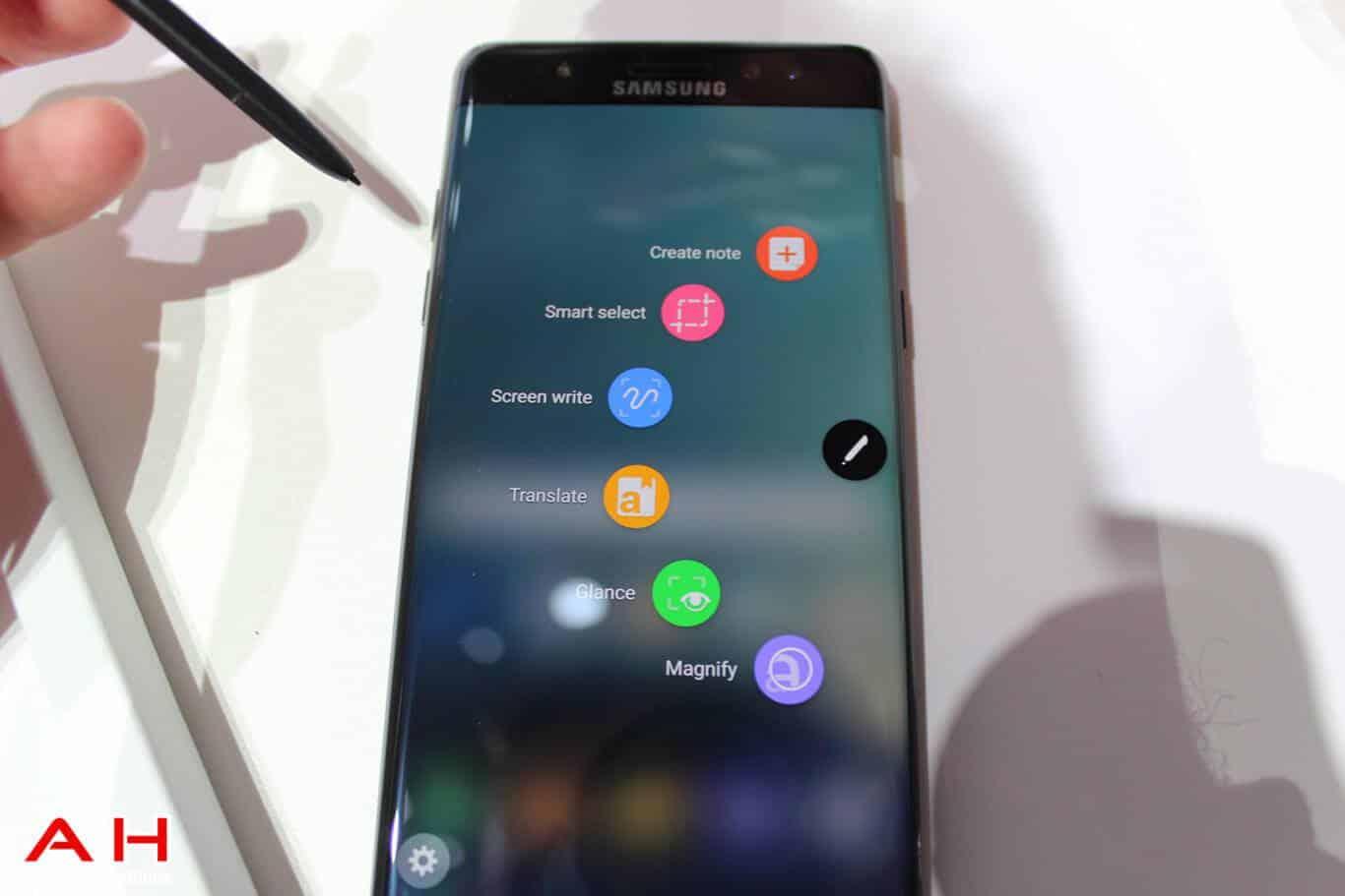 Galaxy Note 7 Proper NS AH 18