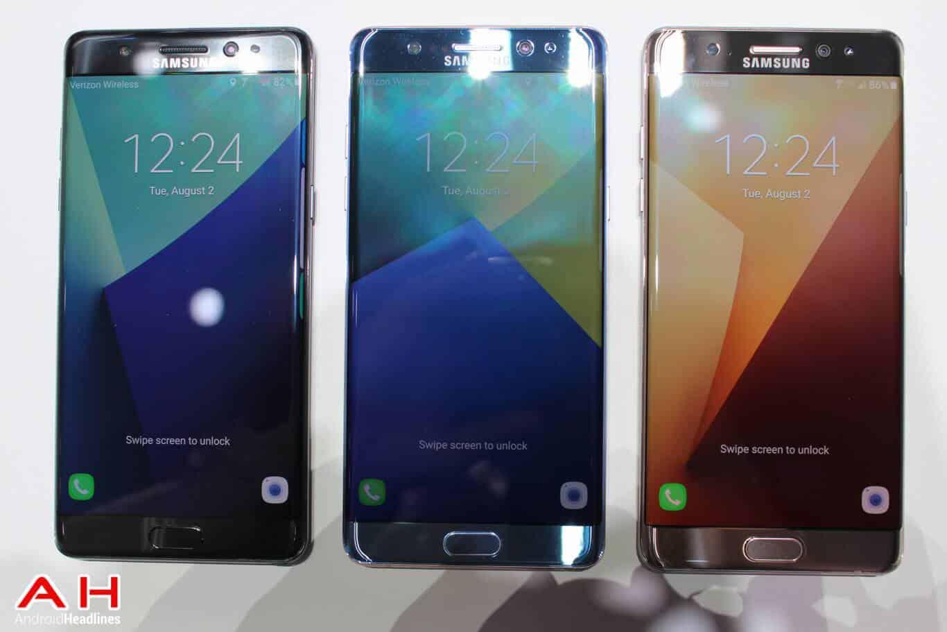 Galaxy Note 7 Proper NS AH 39
