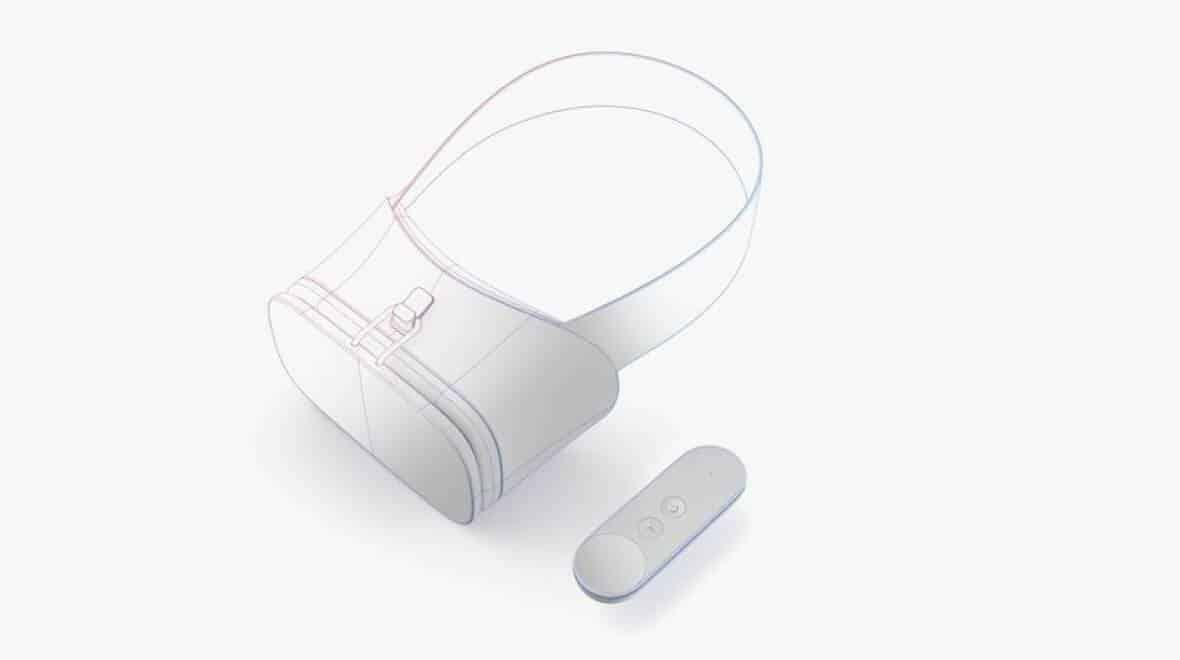 Google Daydream VR Headset Reference Design