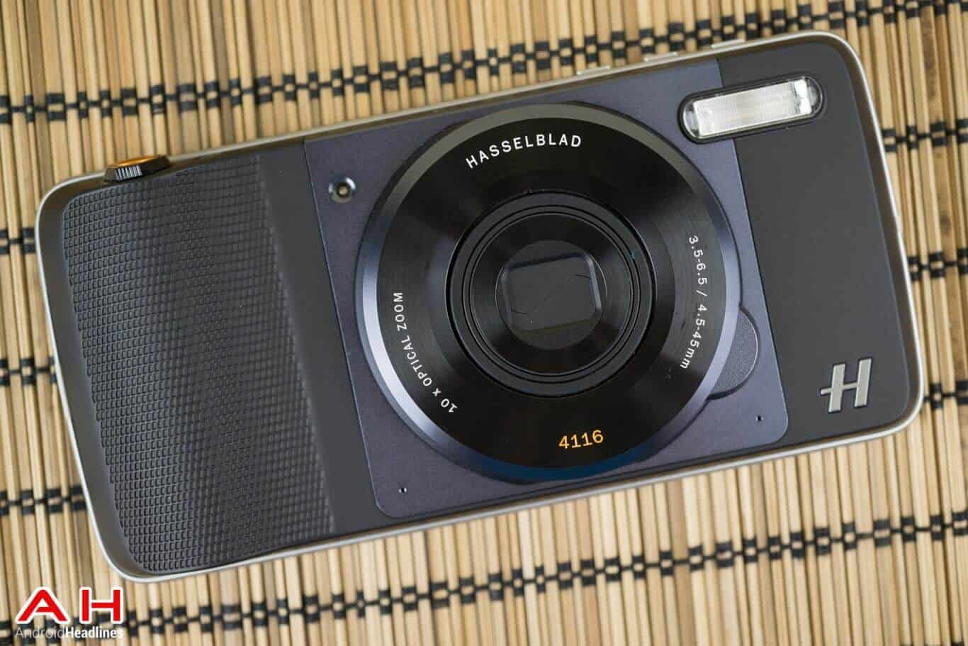 Hasselblad Camera Moto Mod Review AM AH 1