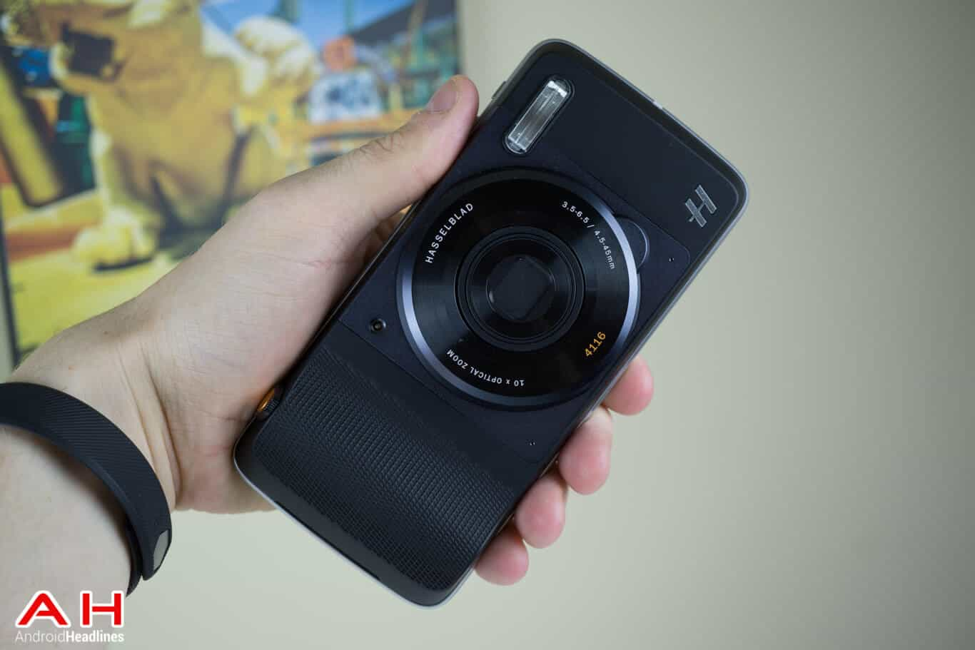 Hasselblad Camera Moto Mod Review AM AH 15