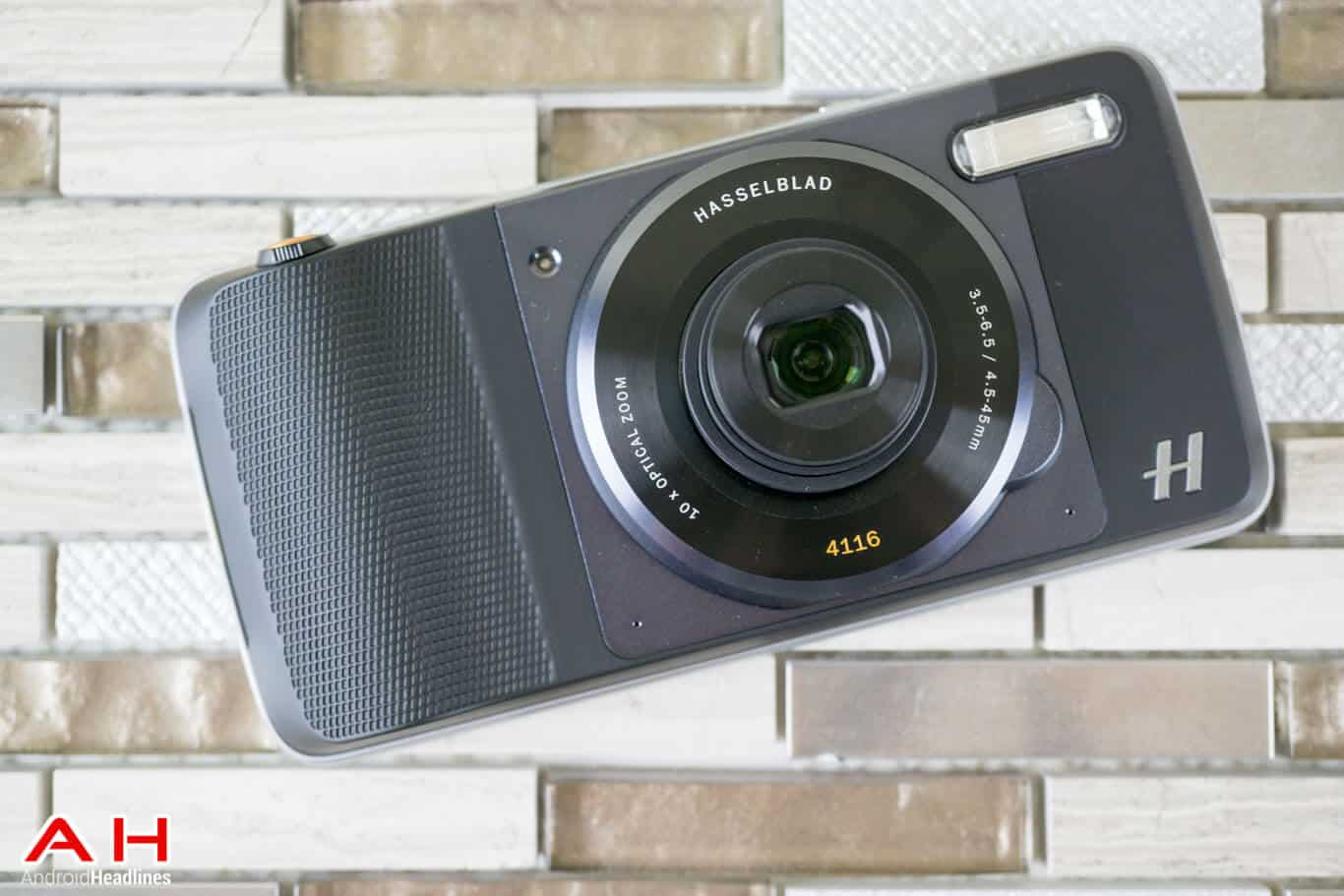 Hasselblad Camera Moto Mod Review AM AH 19