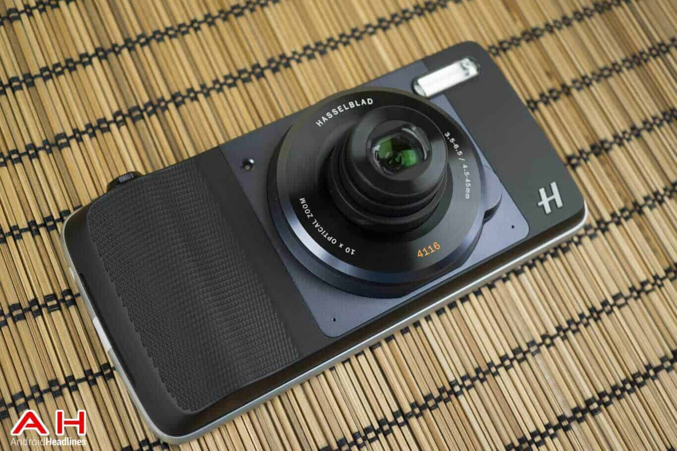 Hasselblad Camera Moto Mod Review AM AH 3