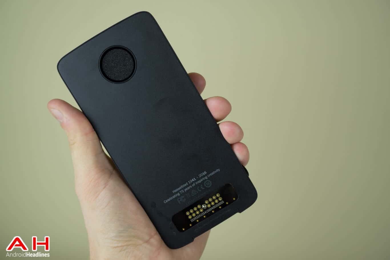 Hasselblad Camera Moto Mod Review AM AH 9