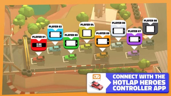 Hotlap Heroes Android TV -1