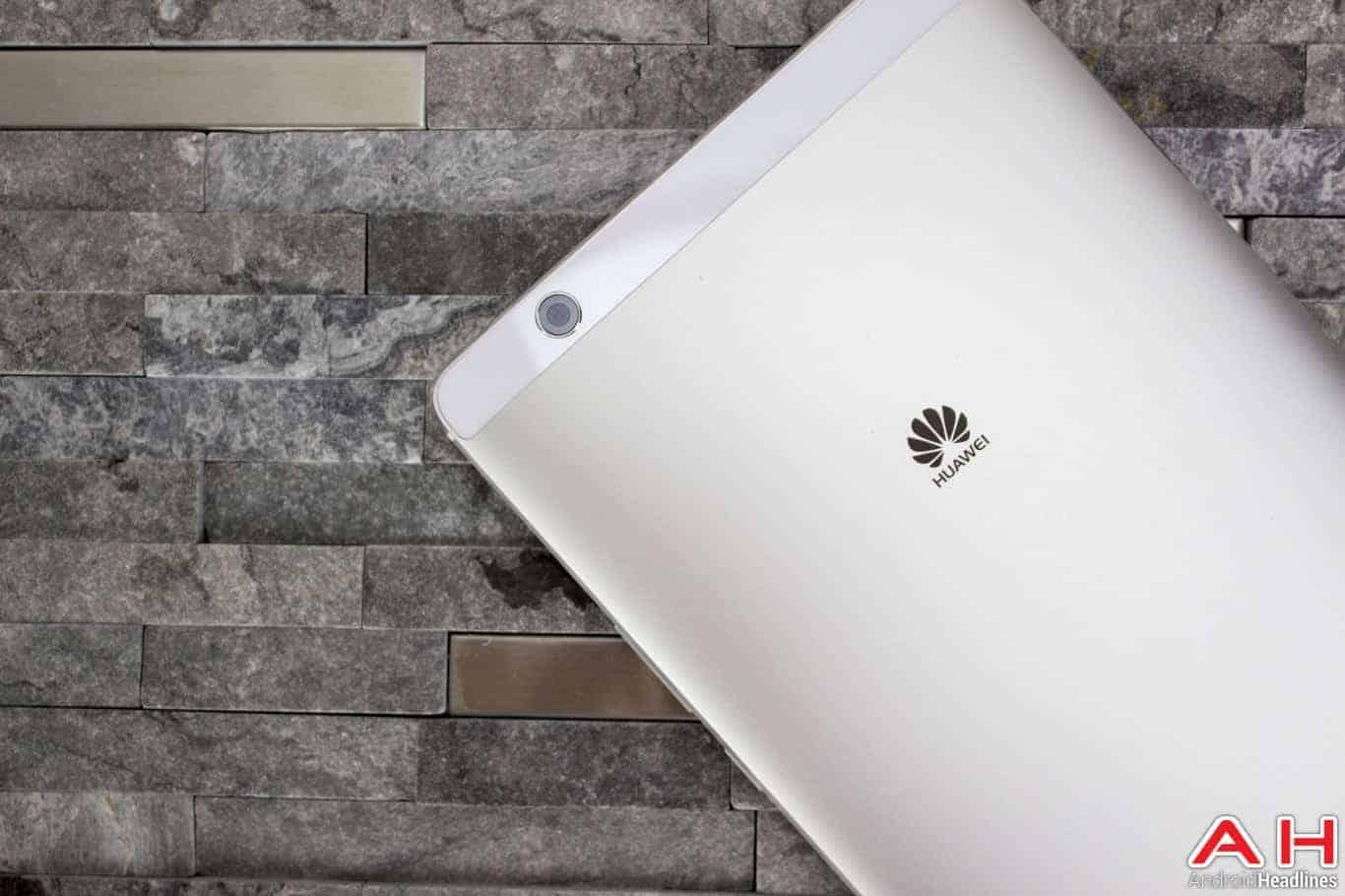 Huawei MediaPad M3 AH NS 12 logo