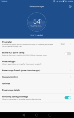 Huawei MediaPad M3 AH NS screenshots battery 03