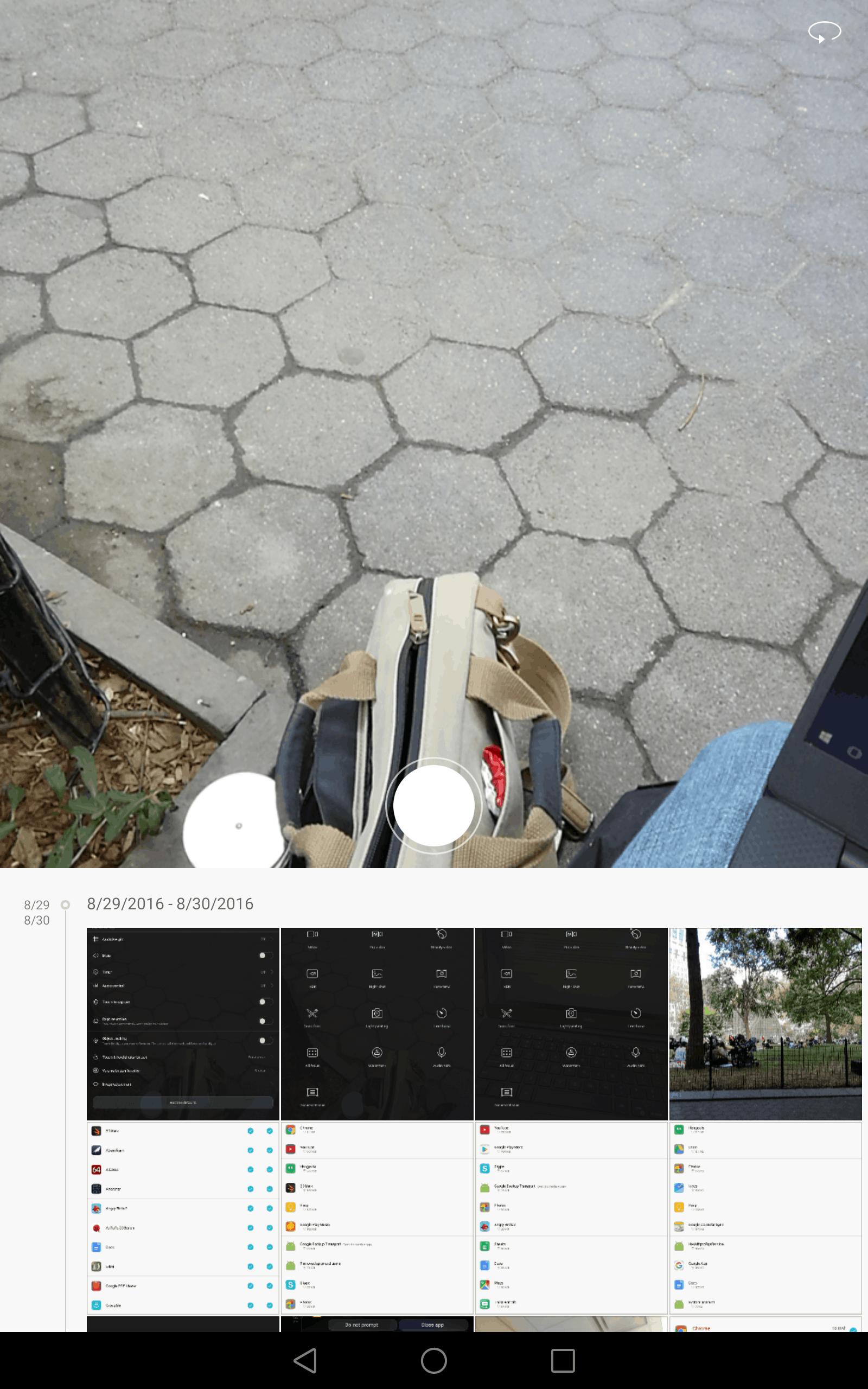 Huawei MediaPad M3 AH NS screenshots camera 03