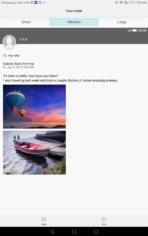Huawei MediaPad M3 AH NS screenshots display 03