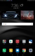 Huawei MediaPad M3 AH NS screenshots ui 01