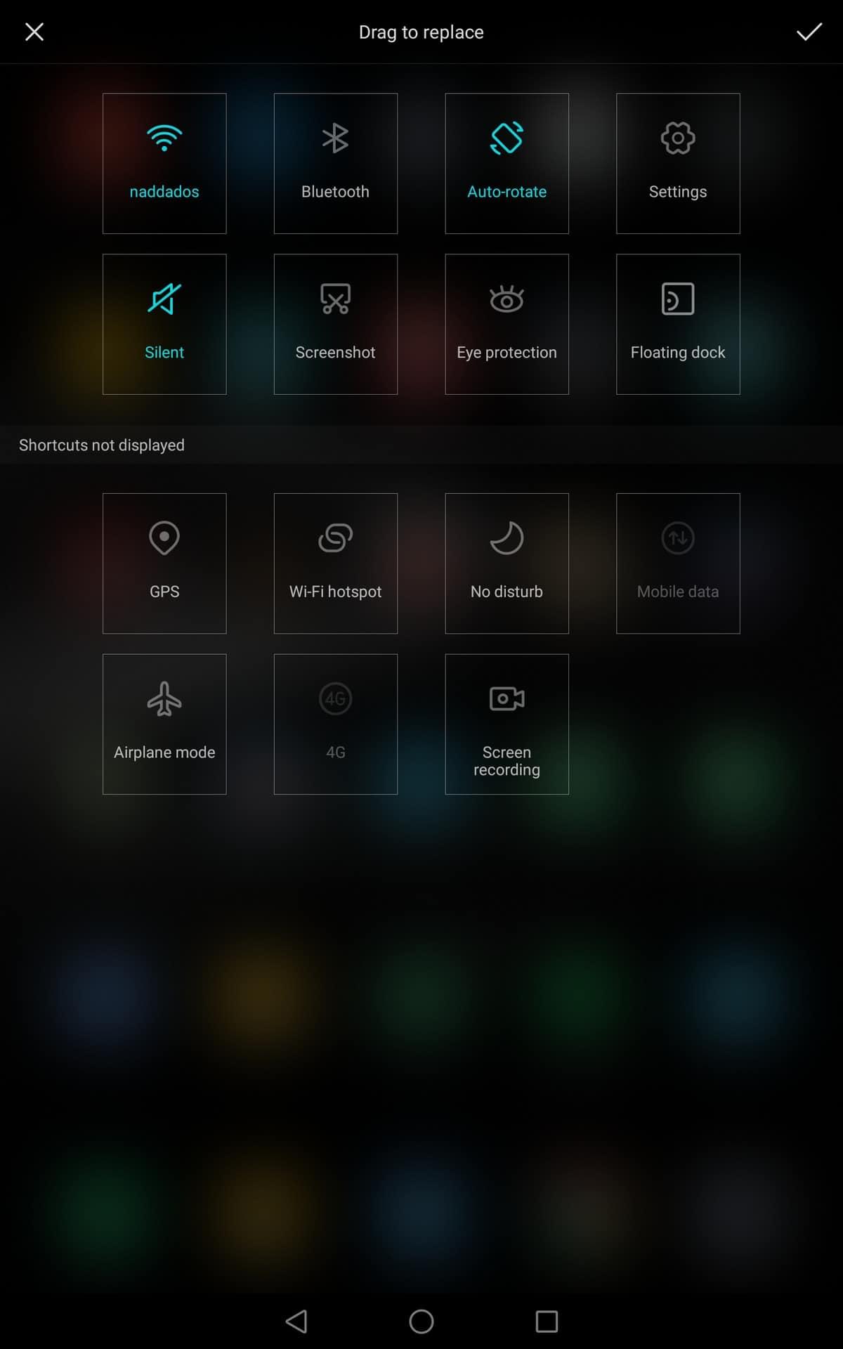Huawei MediaPad M3 AH NS screenshots ui 04