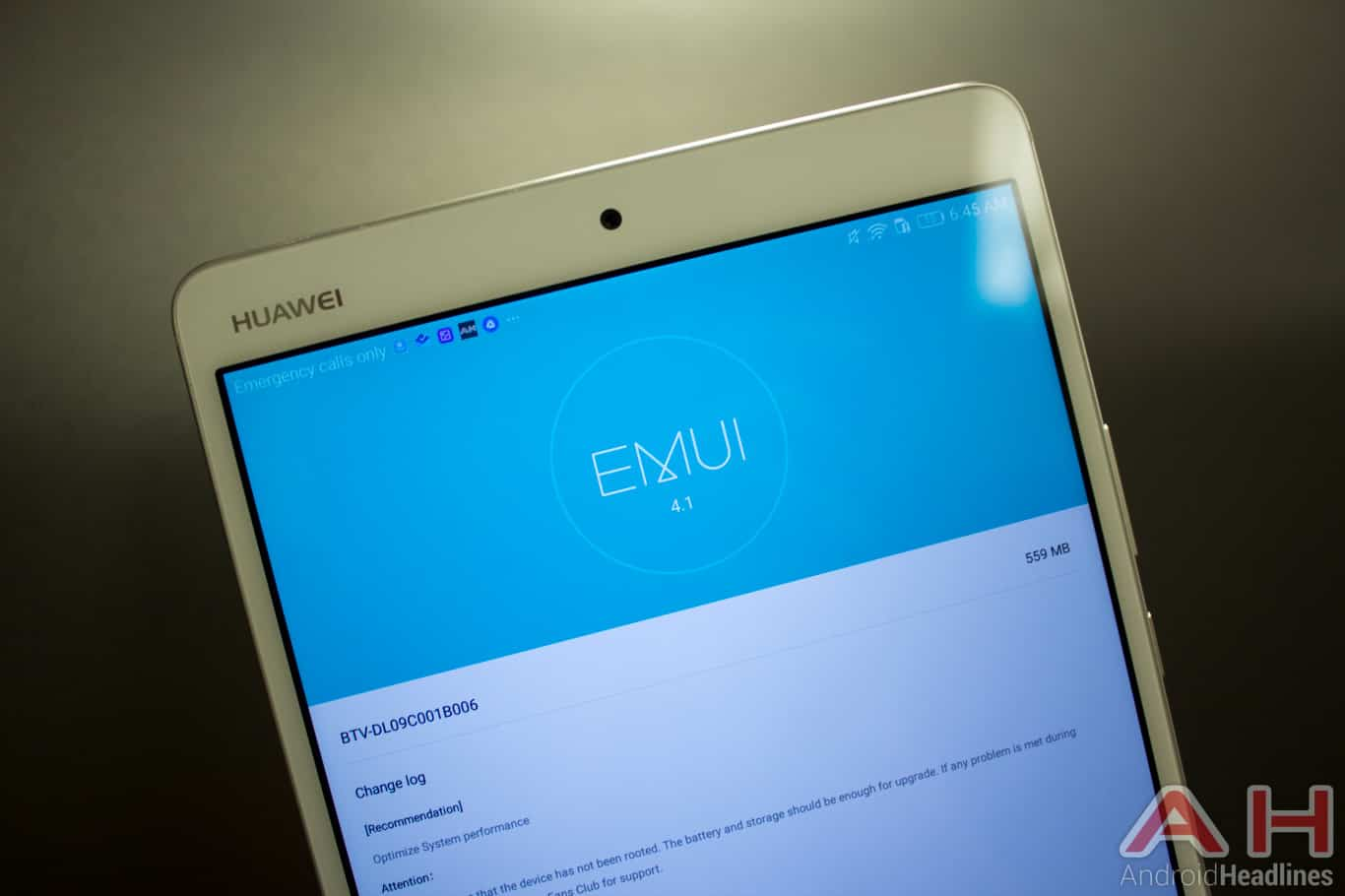 Huawei-MediaPad-M3-AH-NS-software-emui-4-1