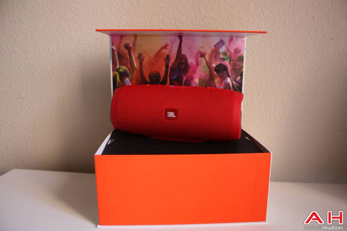 JBL Charge 3 Bluetooth Speaker AH 30