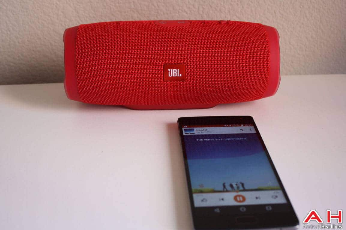 JBL Charge 3 Bluetooth Speaker AH-83