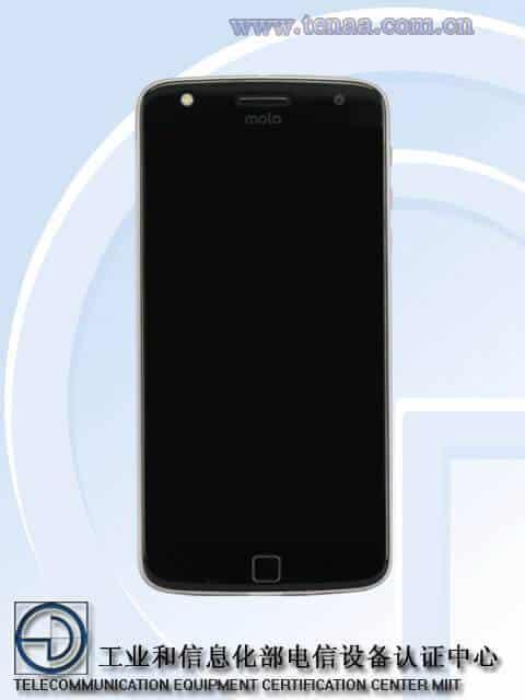 Lenovo Moto Z Play TENAA 1