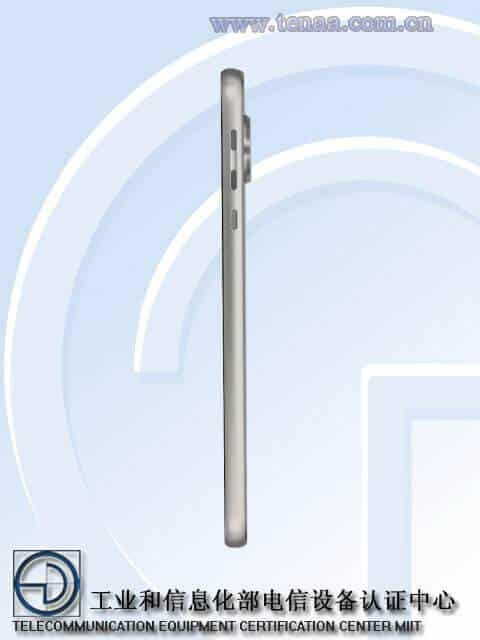 Lenovo Moto Z Play TENAA 3