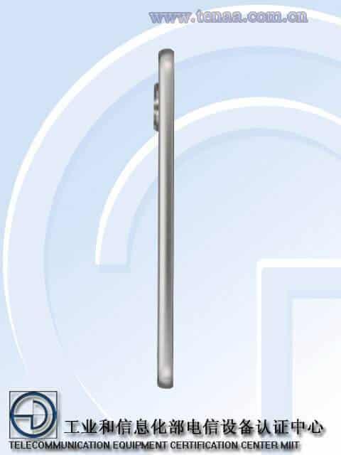Lenovo Moto Z Play TENAA 4