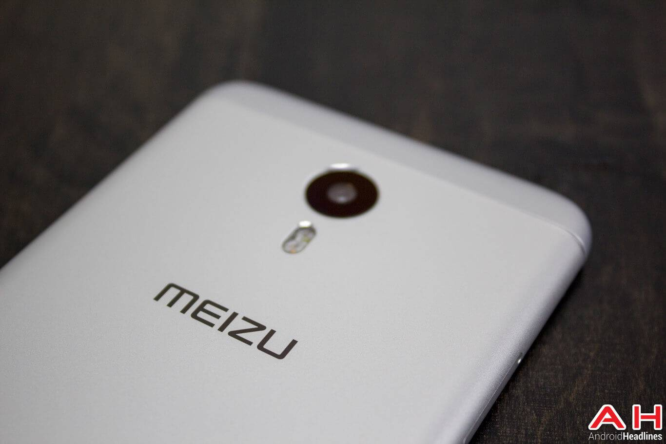 Meizu M3 Note AH NS 21 logo