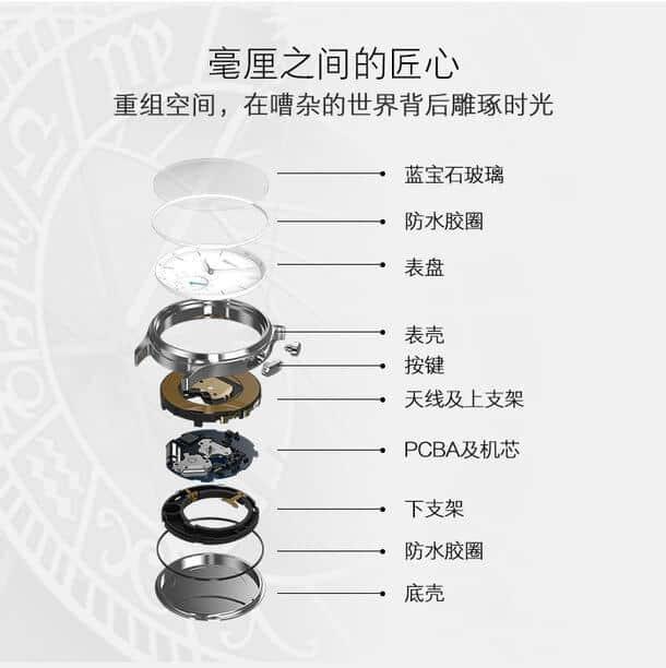 Meizu Mix smartwatch 15