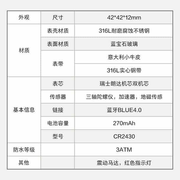 Meizu Mix smartwatch 16