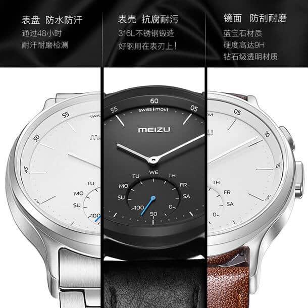 Meizu Mix smartwatch 9