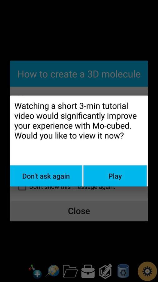 Sponsored app review mobile molecular modeling mo3 android news mo cubed 1 urtaz Image collections