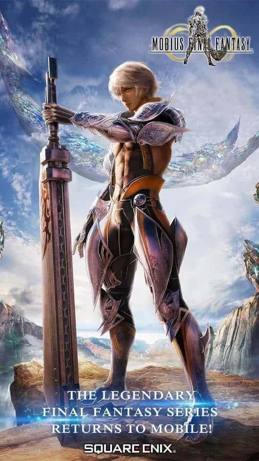Mobius Final Fantasy (1)