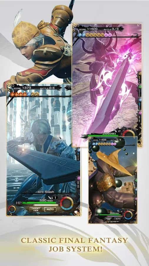 Mobius Final Fantasy (4)