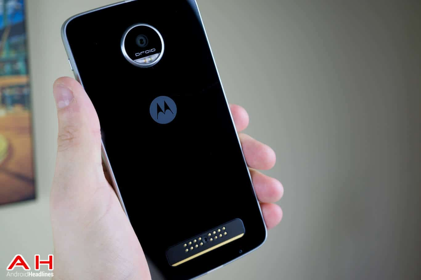 Moto z moto z play now available in india price specifications and - Moto Z Play Review Am Ah 18
