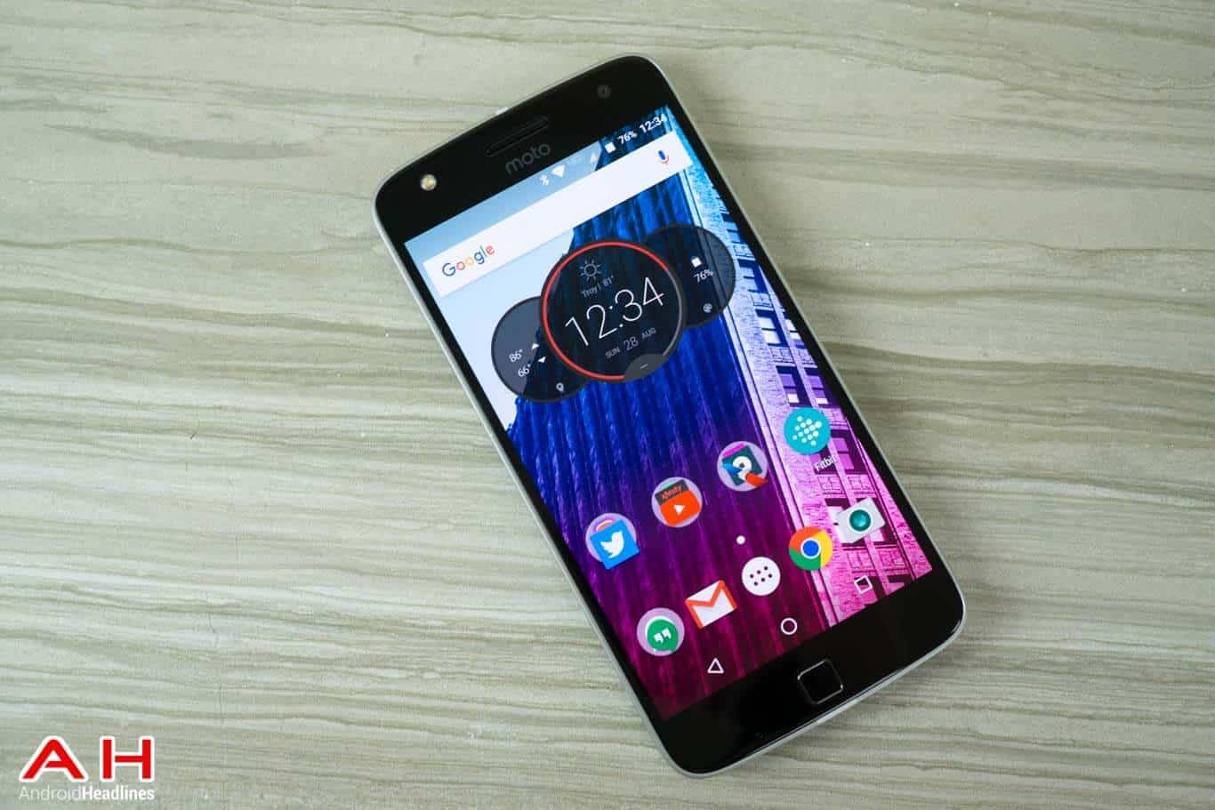 Moto Z Play S Android 7 1 1 Kernel Source Code Out On