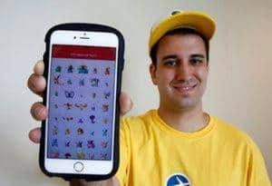 Nick Johnson First man To Catch All 142 US Pokemon Reuters KK 4