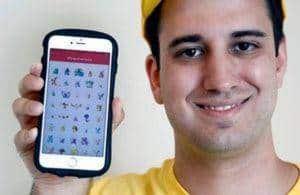 Nick Johnson First man To Catch All 142 US Pokemon Reuters KK 6