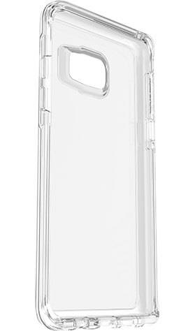 Otterbox Symmetry case Clear for Galaxy Note 7 3