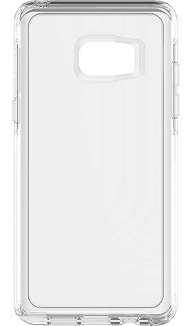 Otterbox Symmetry case Clear for Galaxy Note 7 5