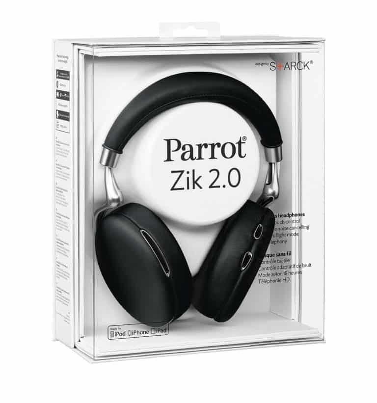 Parrot Zik 2.0 Wireless Noise Cancelling Headphones 04