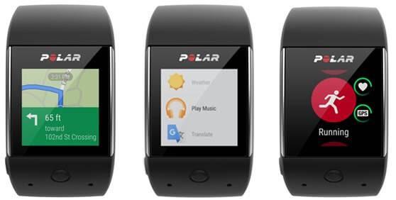 Polar M600 smartwatch_2