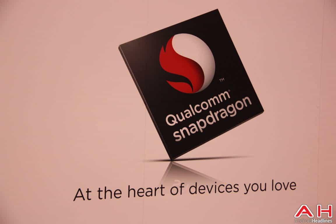 Qualcomm Snapdragon Logo AH 1