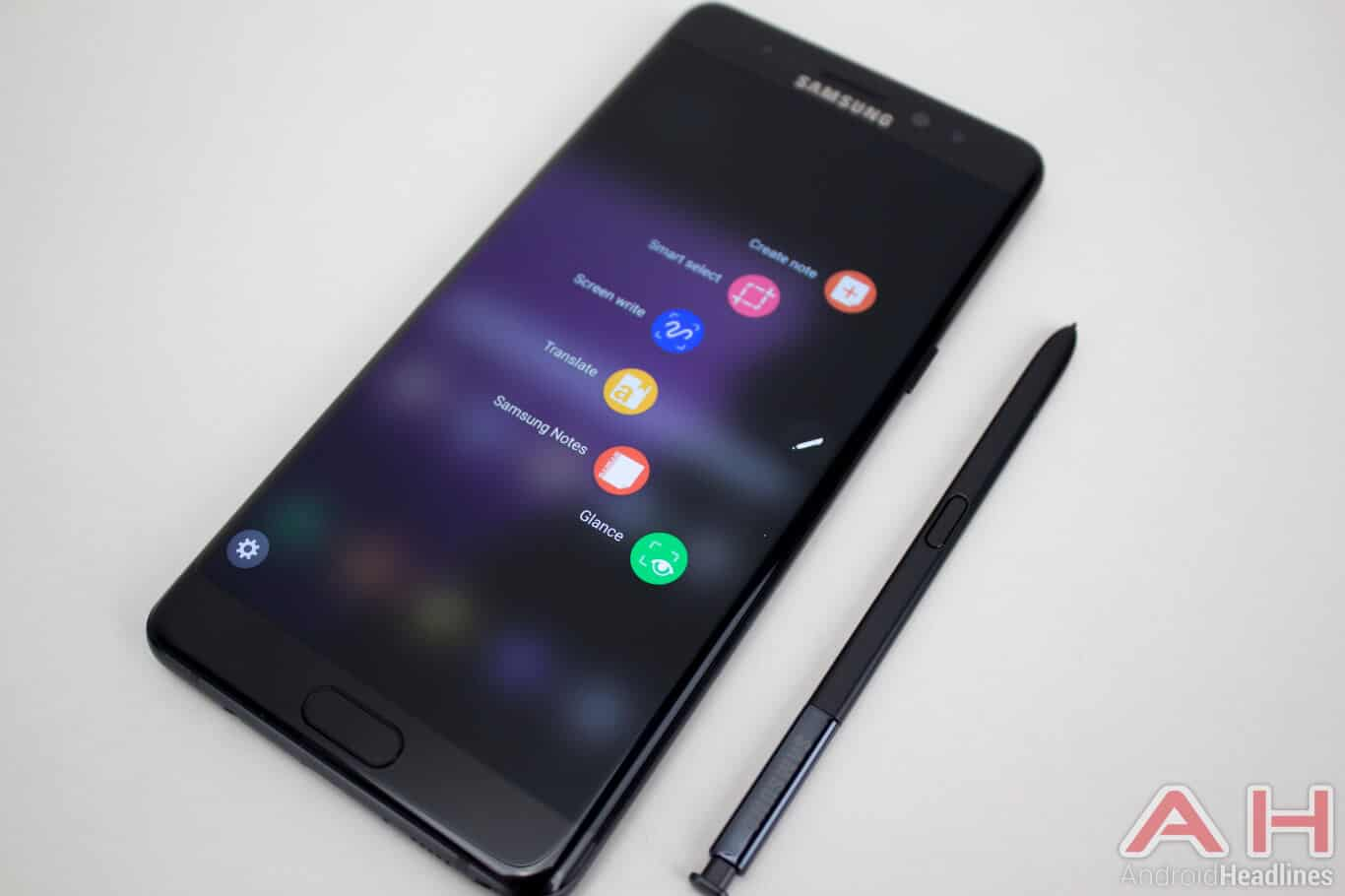 Samsung Galaxy Note 7 AH NS 01 s pen airview 02