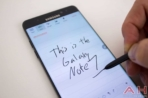 Samsung Galaxy Note 7 AH NS 01 s pen write 01