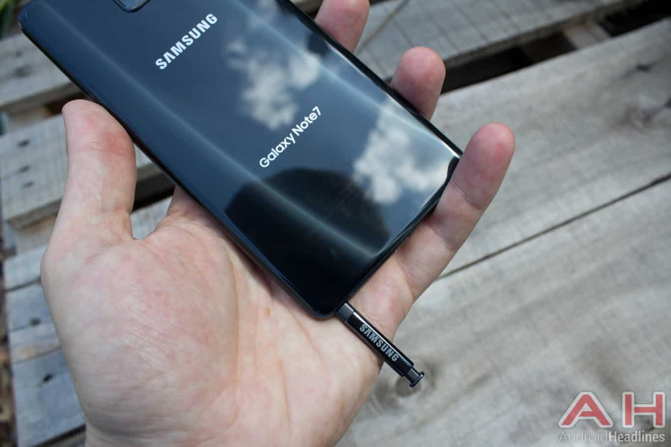 Samsung Galaxy Note 7 AH NS 02 s pen