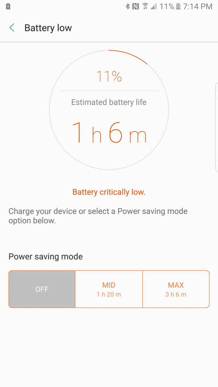 Samsung Galaxy Note 7 AH NS screenshots battery 01