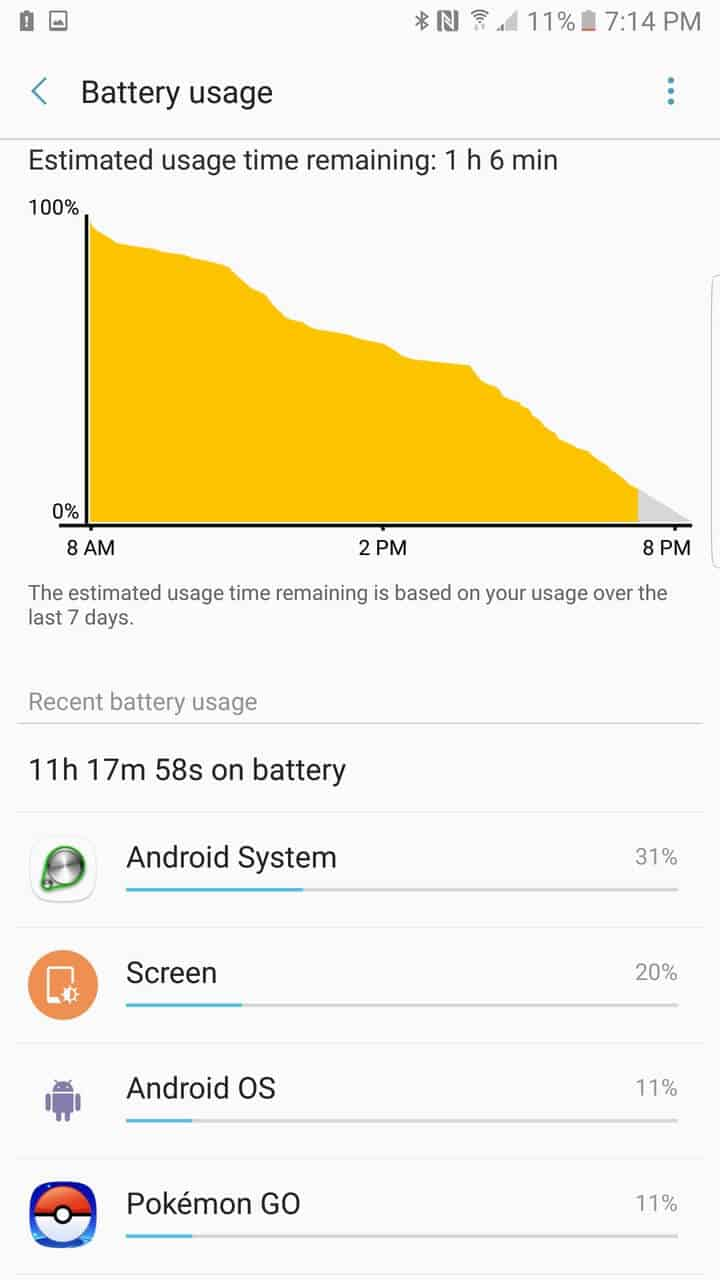 Samsung Galaxy Note 7 AH NS screenshots battery 02