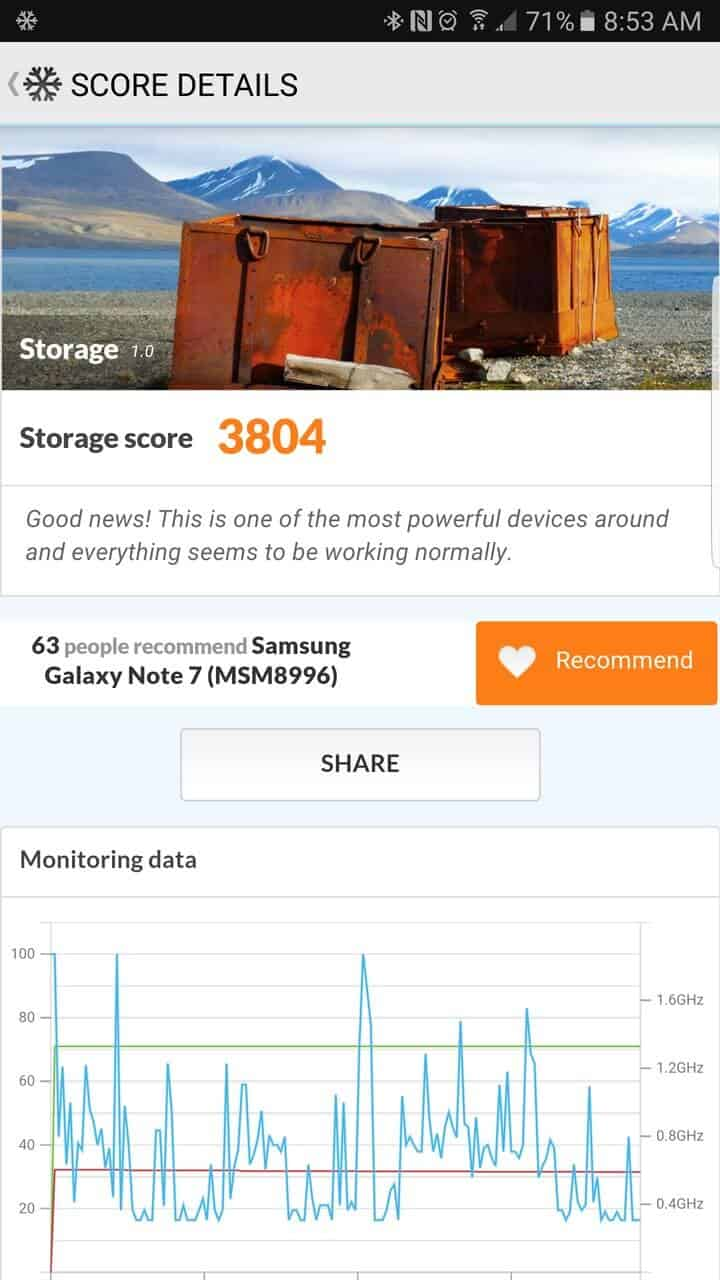 Samsung Galaxy Note 7 AH NS screenshots benchmark 06