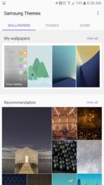 Samsung Galaxy Note 7 AH NS screenshots themes 1